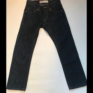 Levis 511 24/22 Size 8 Slim Fit